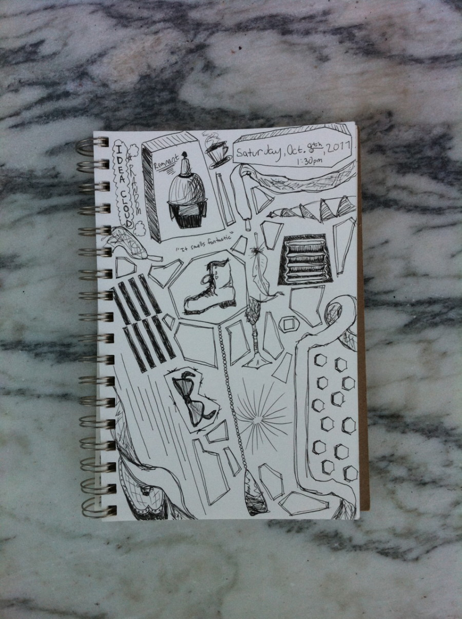 Idea Cloud #3 || 10/08/2011 || 1:30 PM