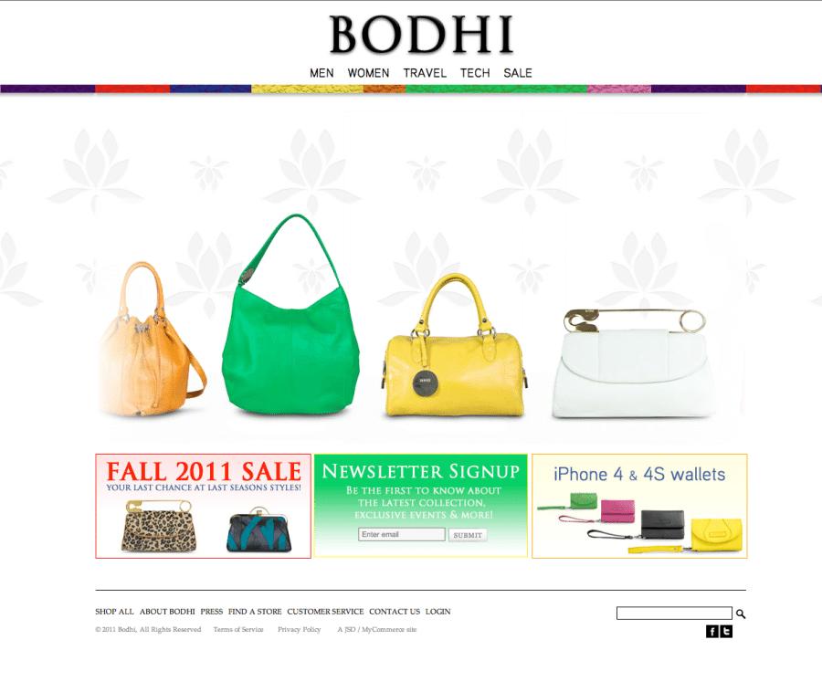 Bodhi Handbags Spring 2012