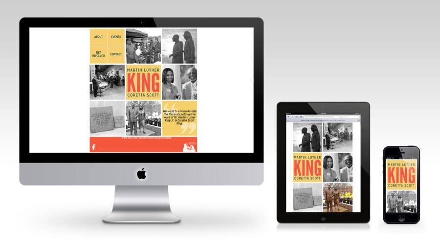 Martin Luther & Coretta Scott King Memorial Project