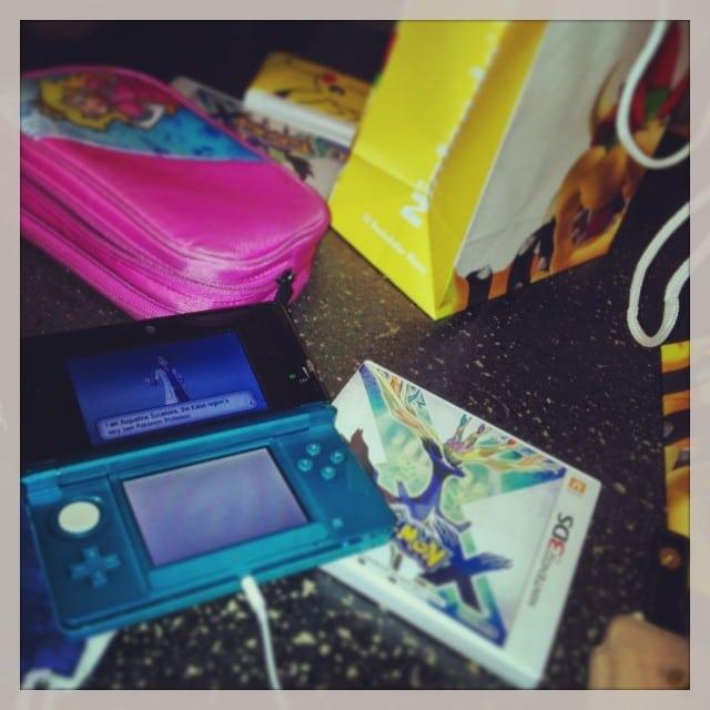 Pokemon X – dorking out!!!