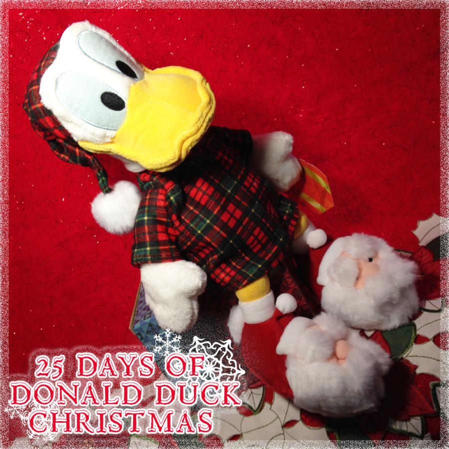 25 Days of Donald Duck Christmas – Day 20 #25donaldxmas