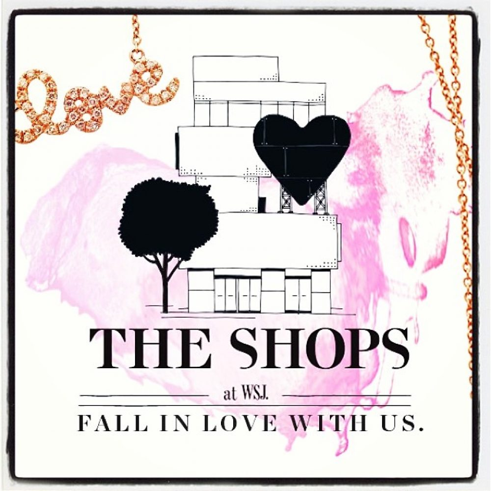 The Shops at WSJ Valentine