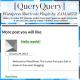 [QueryQuery] – WordPress Shortcode Plugin