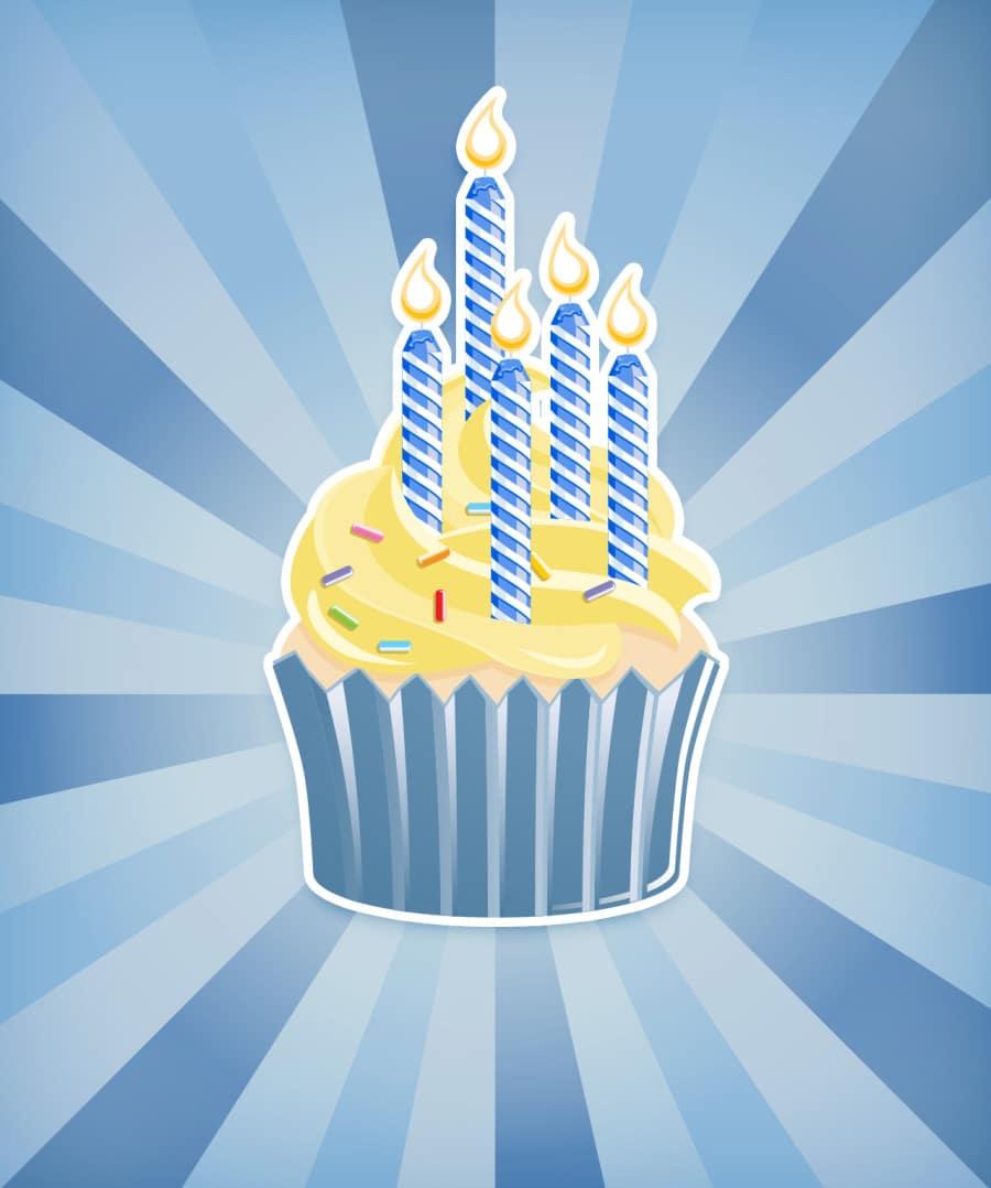 Z.A.Martz | Blog turned 5 today!