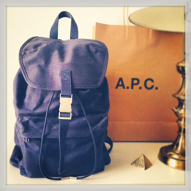 A.P.C. Spring Backpack