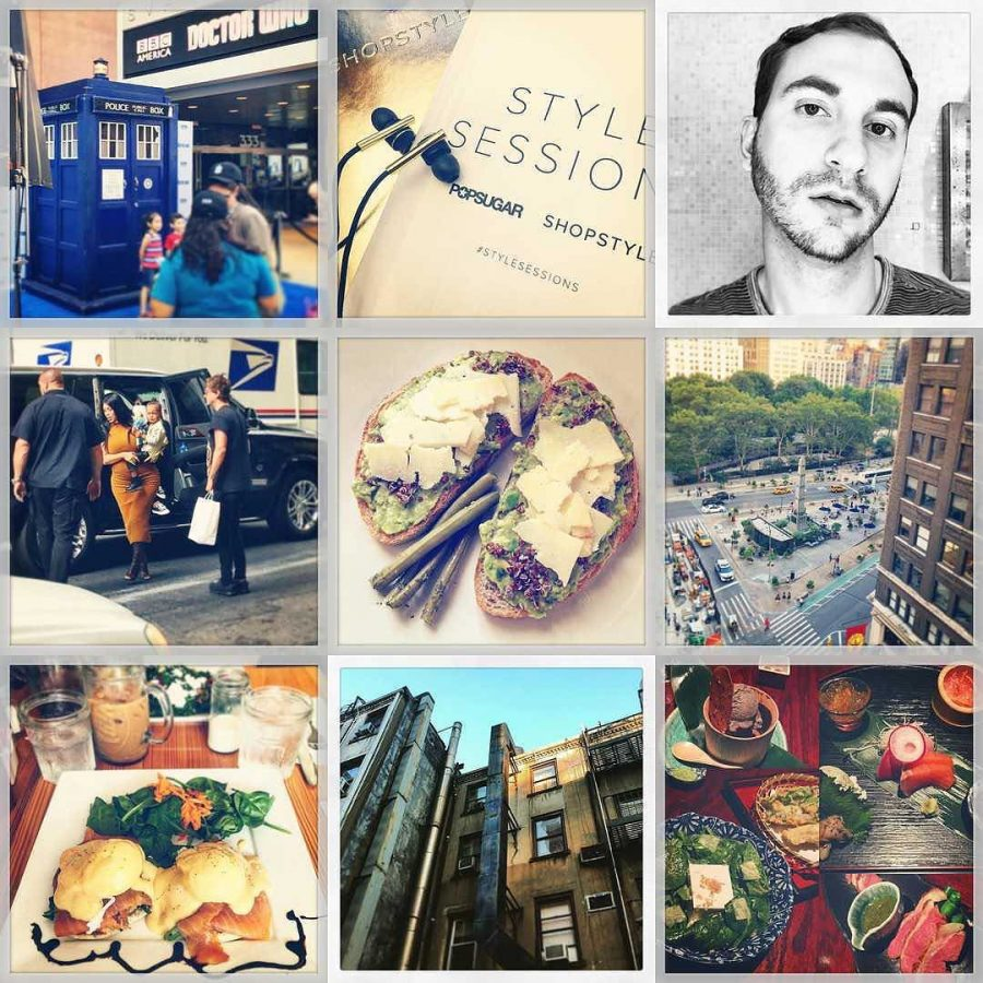 @ZAMARTZ Instagram Best Nine of 2015
