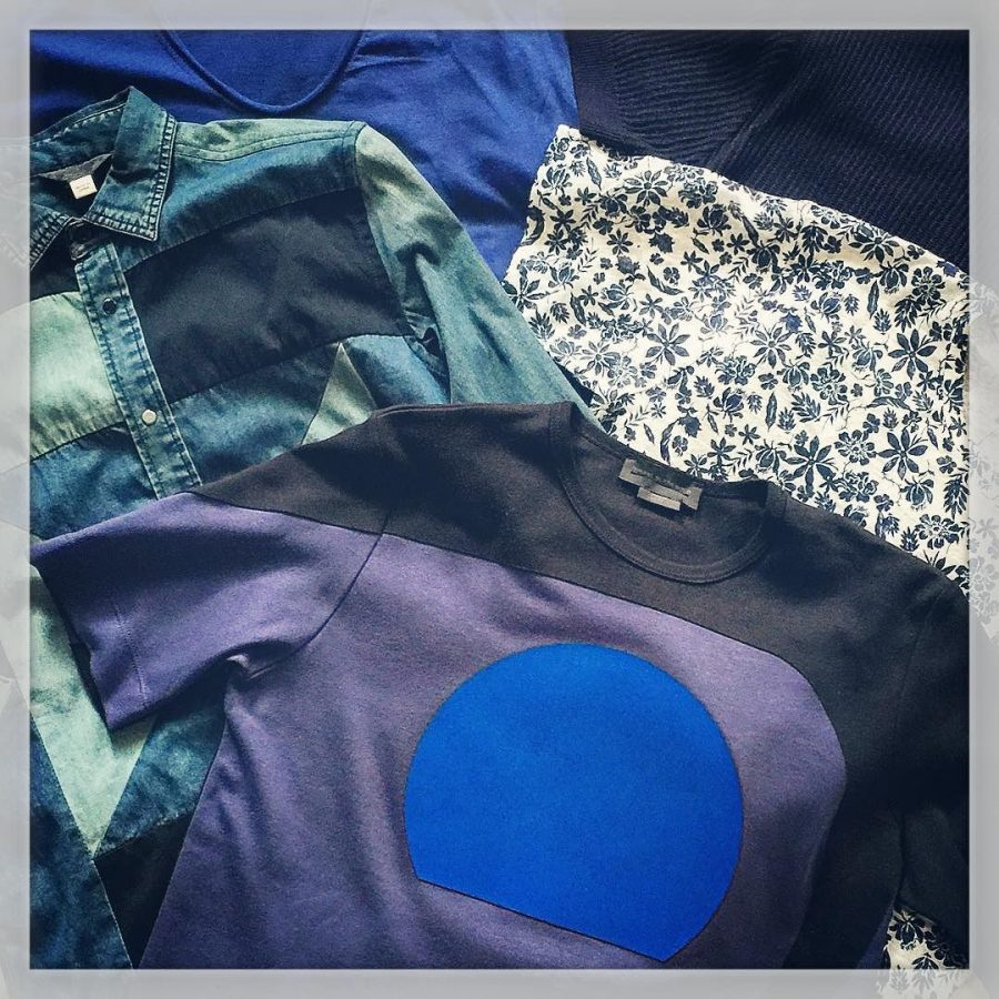 Living in blue, Goodbye spring shopping budget