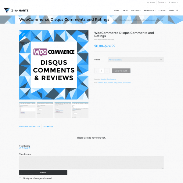 discus for wooCommerce native disqus plugin error fix