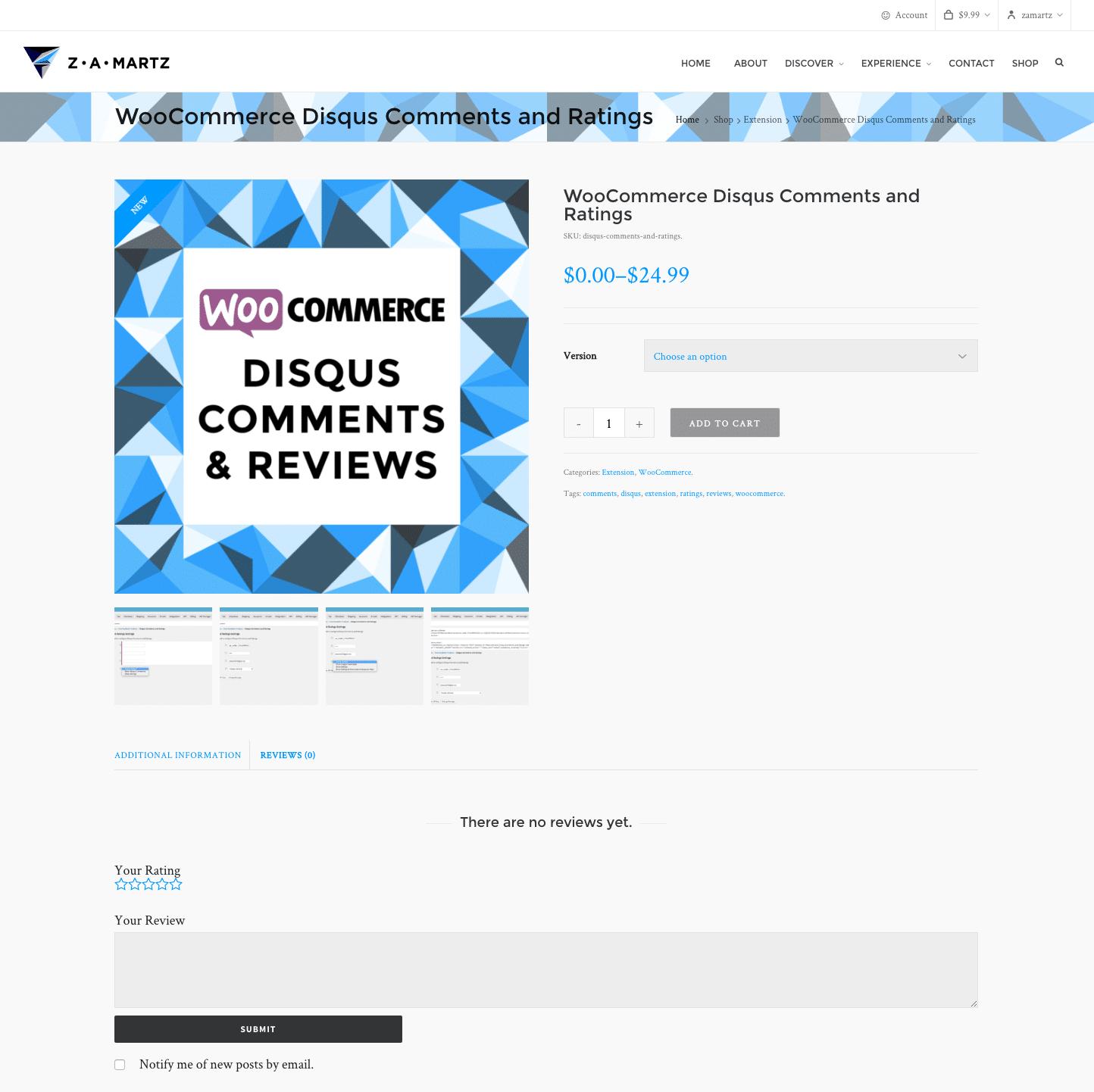 discus plugin for wooCommerce native disqus error fix