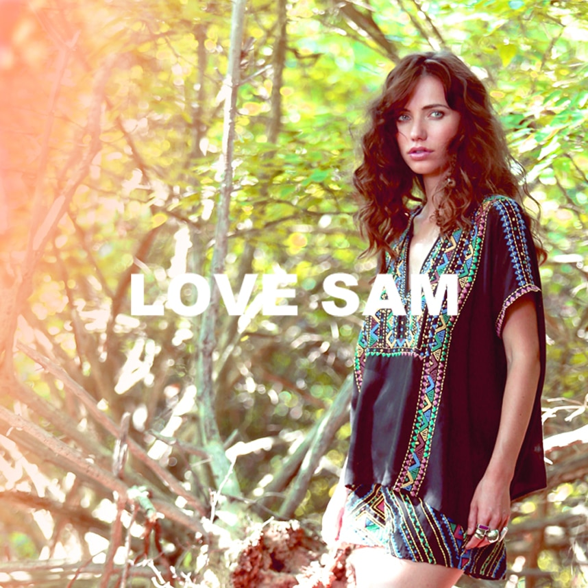 Love Sam – Website Refresh