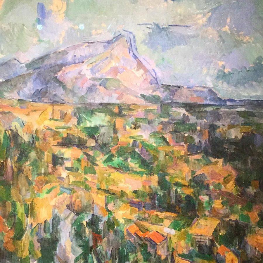 One of my favs Paul Cézanne
