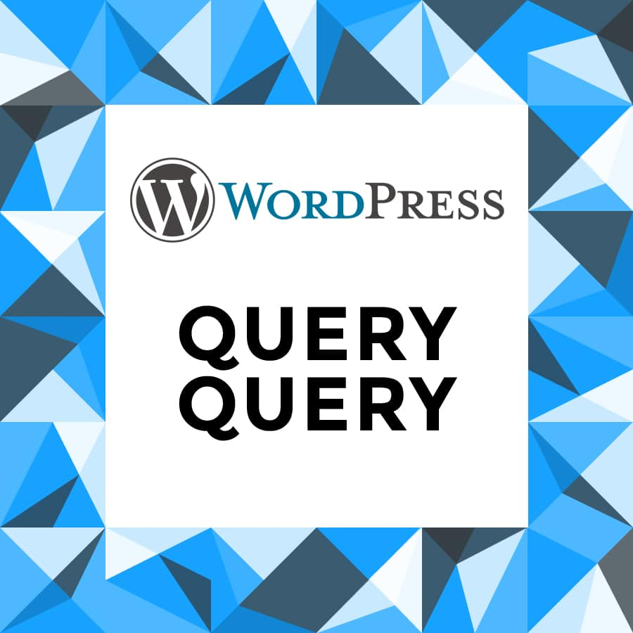 WordPress Query Query Shortcode Plugin