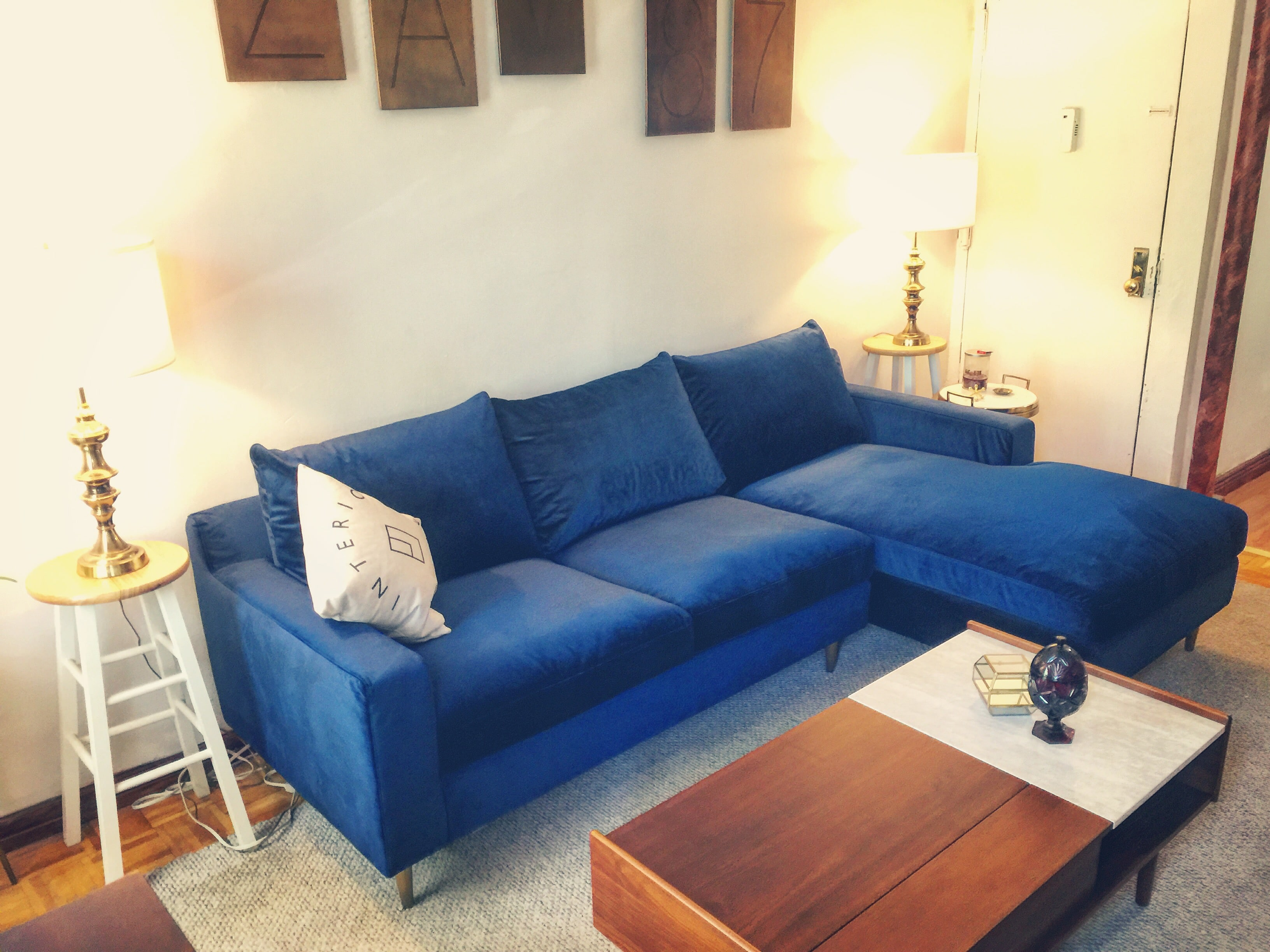 My new sofa has arrived from Interior Define | ZAMARTZ