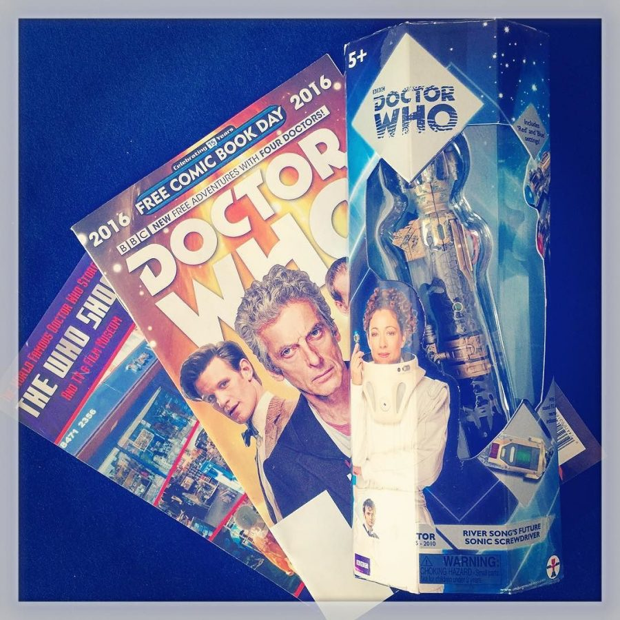London Doctor Who spoils