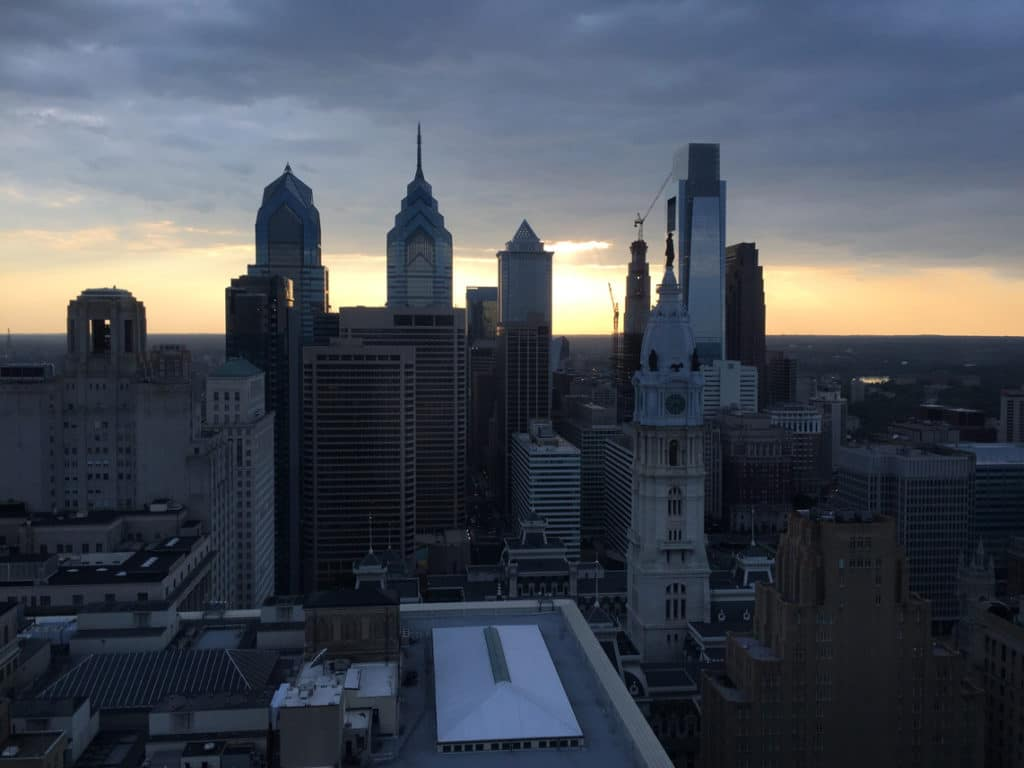 philly skyline 1