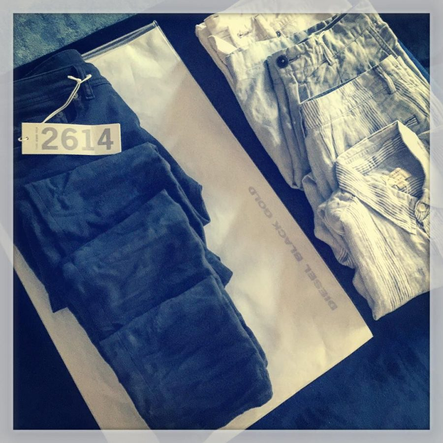Soho Shopping Haul with DBG2614
