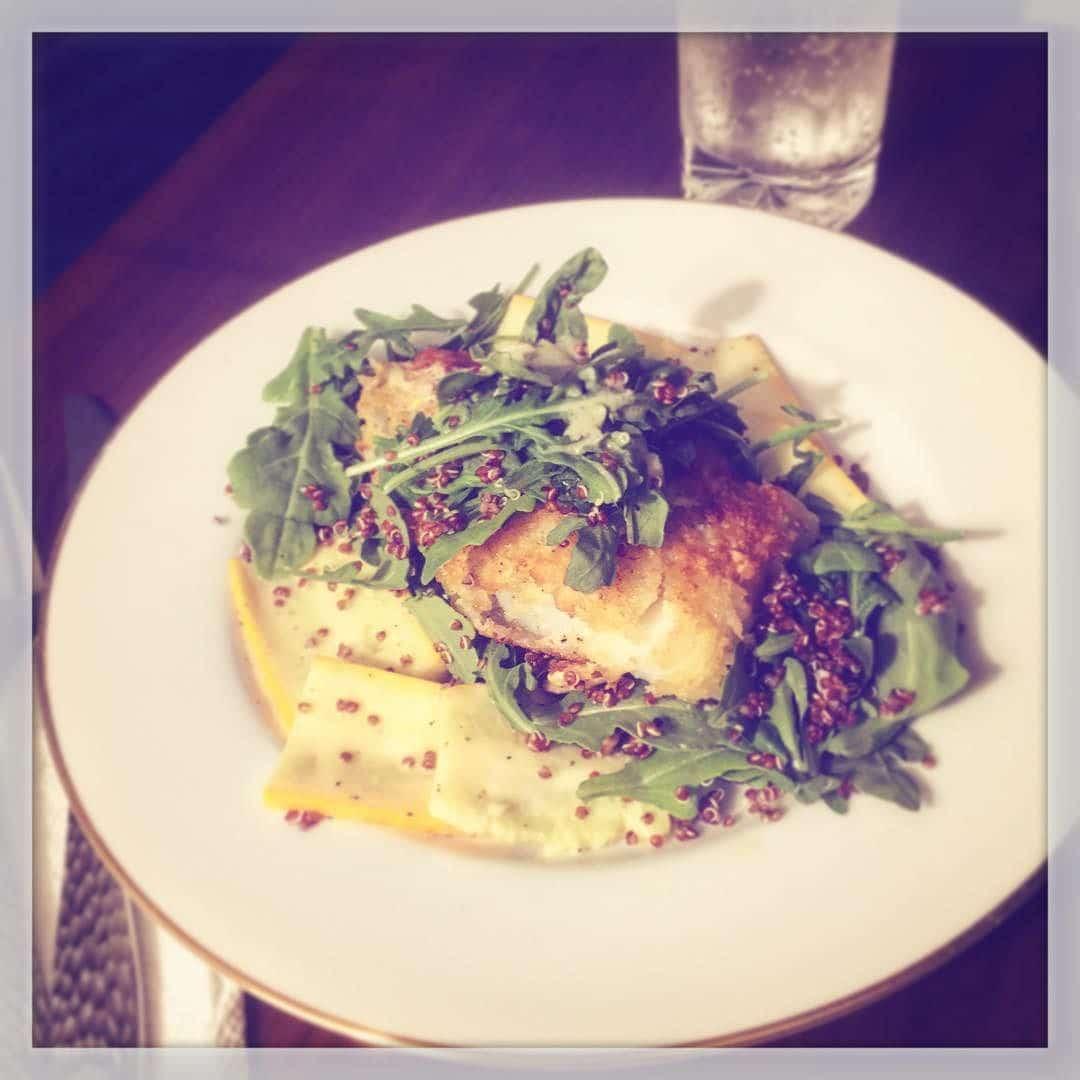 Blue apron tempura cod - Blue Apron Yellow Squash My First Blue Apron With Crispy Cod And Summer Squash