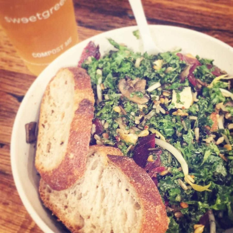 Almost Winter Healthy with Sweetgreen