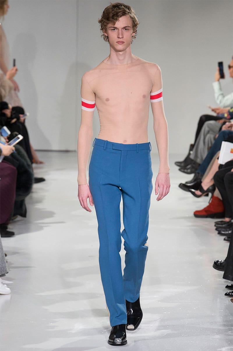 Calvin Klein Collection fw17 2