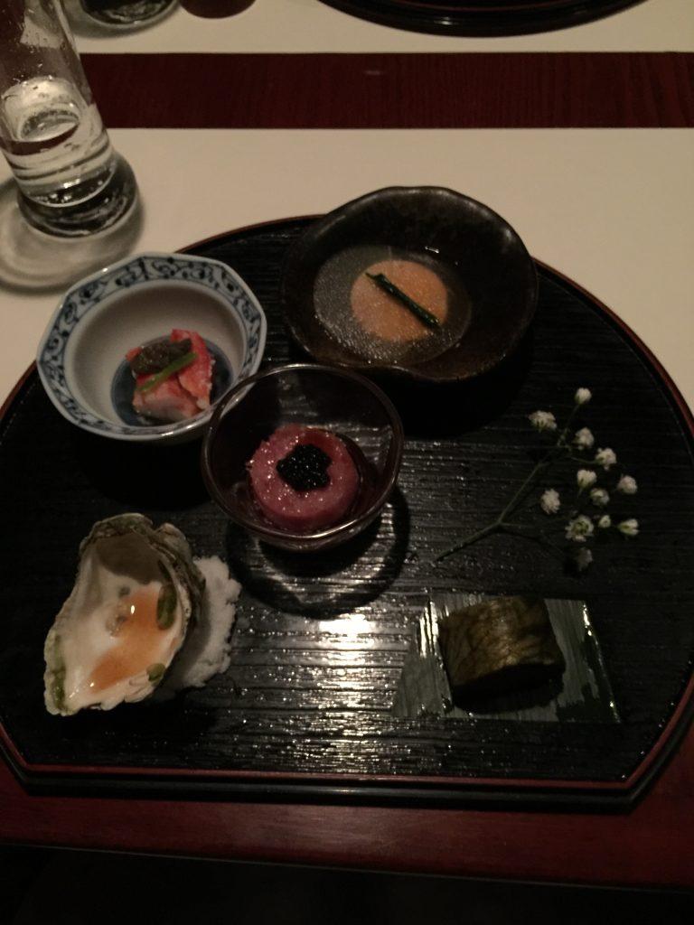 valentines omakase zenkichi sushi