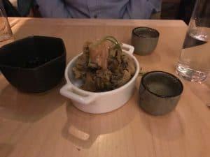 maitake tempura