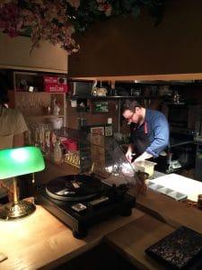 tokyo record bar chef
