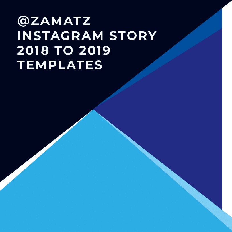 Social Story Templates for 2018 into 2019